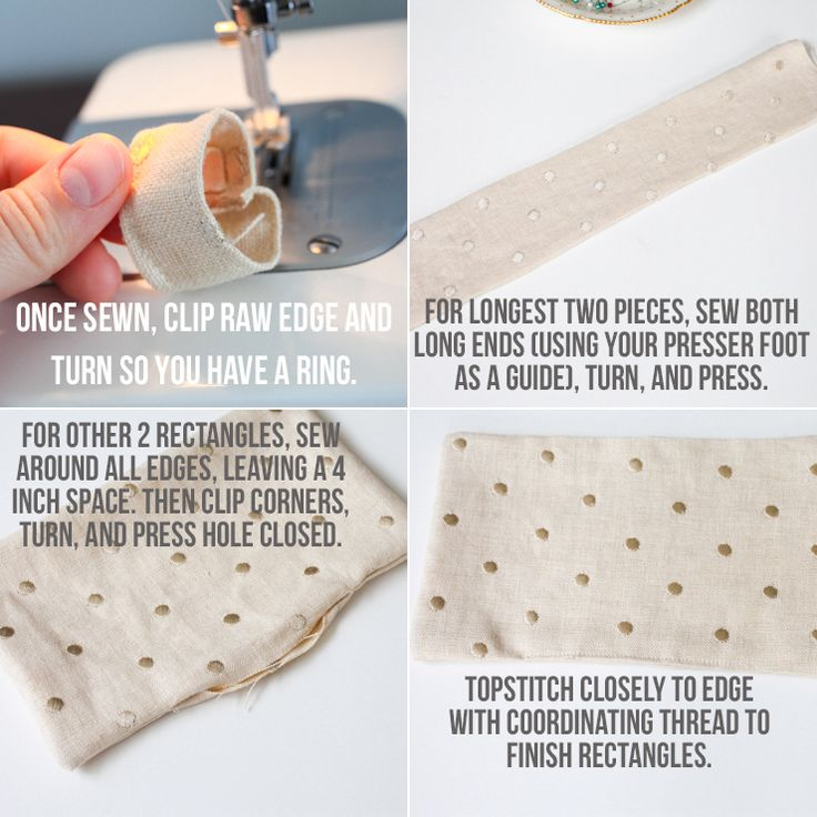 ELM STREET LIFE: DIY: One hour tote (in two sizes).