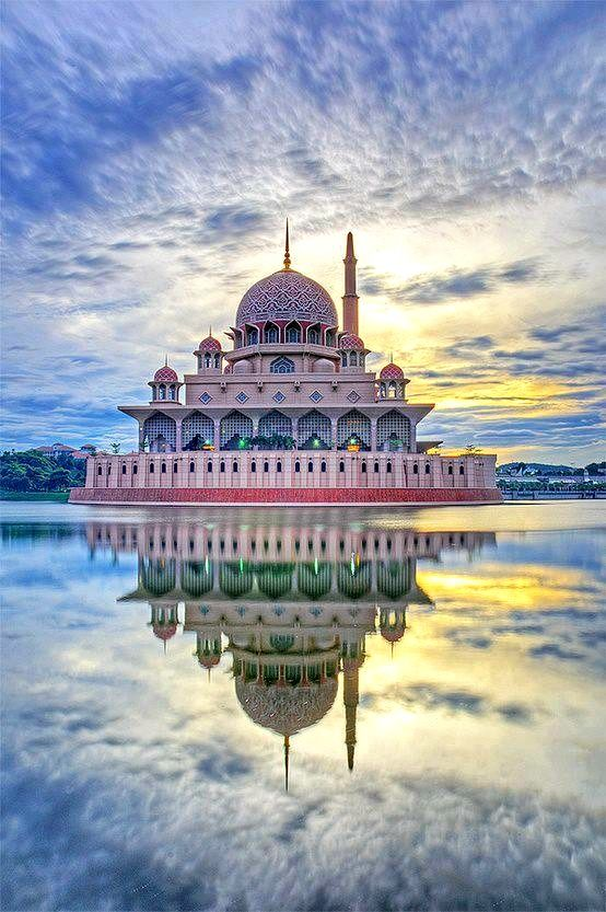 #bucketlist #beautiful #sky #landscape #castle #malesia