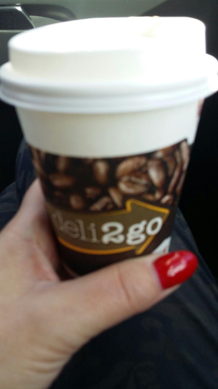 Cesta do Brna cafe...