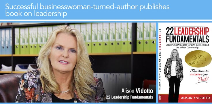 Successful businesswoman-turned-author publishes book on leadership
