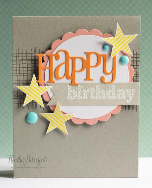 Happy Everything: Clearly Whimsy Stamps., by inglishrea - Cards and Paper Crafts at Splitcoaststampers