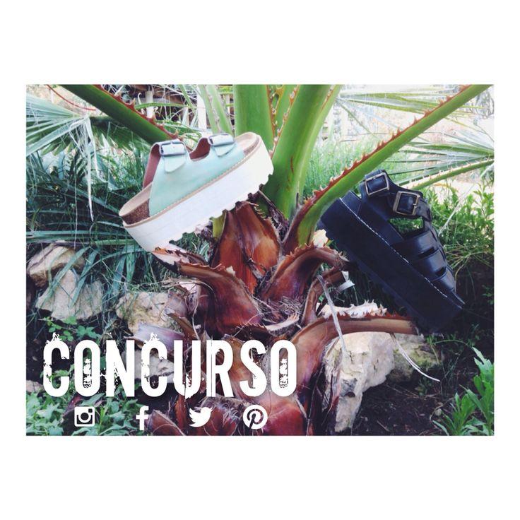 ✨¡¡Tenemos CONCURSO!!✨  Participa por nuestras lindas chalitas de verano DALA Y BEGO en las siguientes tallas:  DALA: 36 BEGO: 35, 36, 37  Ingresa a nuestro Fan Page en Facebook www.facebook.com/filippavictoriana.shoes y revisa las bases de cómo concursar!!❣