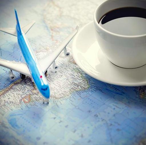 Voyage + Café.