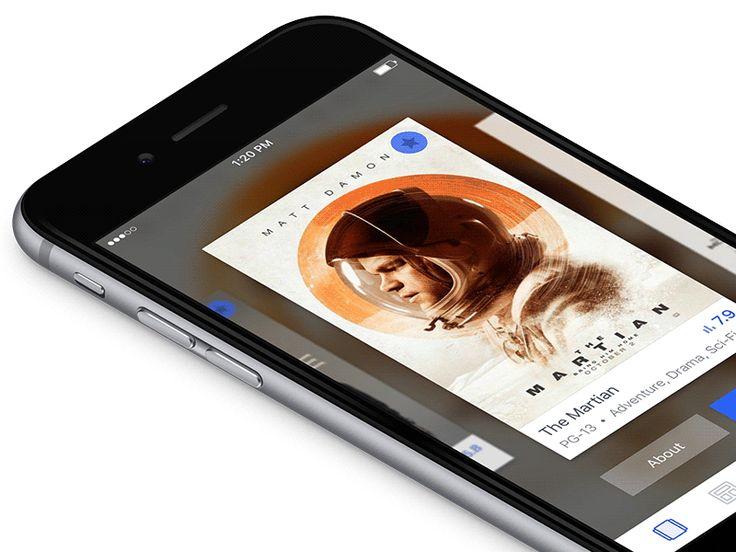 UI Interactions of the week #36 — Muzli -Design Inspiration