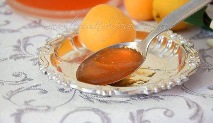 gelatina di albicocche