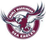 Manly-Warringah Sea Eagles logo.svg