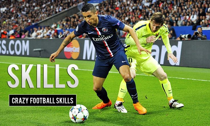 Football Crazy Skills  2015 HD