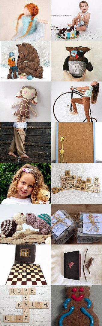 Play time! by Pompaleh studio on Etsy--Pinned with TreasuryPin.com