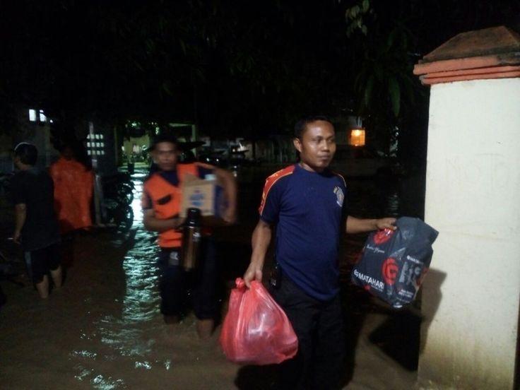 1.500 Rumah Terendam Banjir di Gorontalo