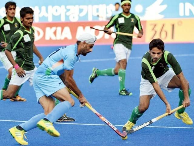 South Asian Games: Pakistan defeat India in hockey final - The Express Tribune