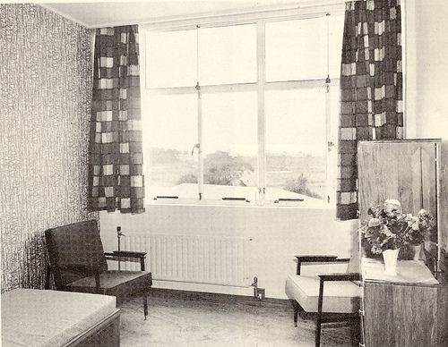 Tauranga Hospital 1964 relatives room   Flickr - Photo Sharing!
