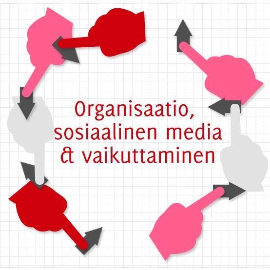 Organisaatio, sosiaalinen media & vaikuttaminen