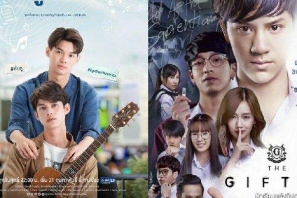 10 Drama Thailand Romantis yang Bisa Kamu Tonton saat #DiRumahAja Thai Drama, Netflix, Thailand, Entertainment, Movies, Movie Posters, Films, Film Poster, Cinema