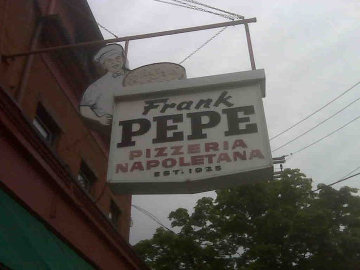 Frank Pepe Pizza - New Haven, CT