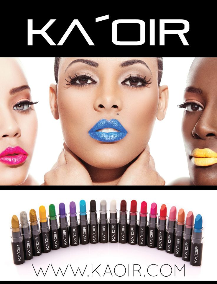 I don't wear lipstick, but I absolutely love these colors & the force behind this brand!  Keyshia Dior Lipstick, Lipsticks, Lip Gloss & Makeup  http://keyshiakaoir.com/blog/official-keyshia-kaoir-lipstick-cosmetics-makeup/#