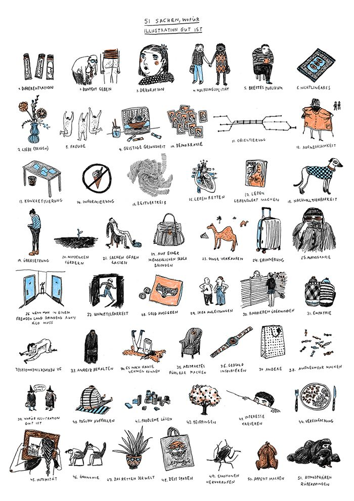 Mouni Feddag What Is Illustration Good For?