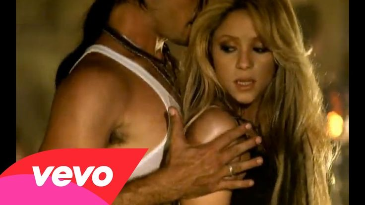 Shakira - Objection (Tango)...... She always delightful to watch and listen to...