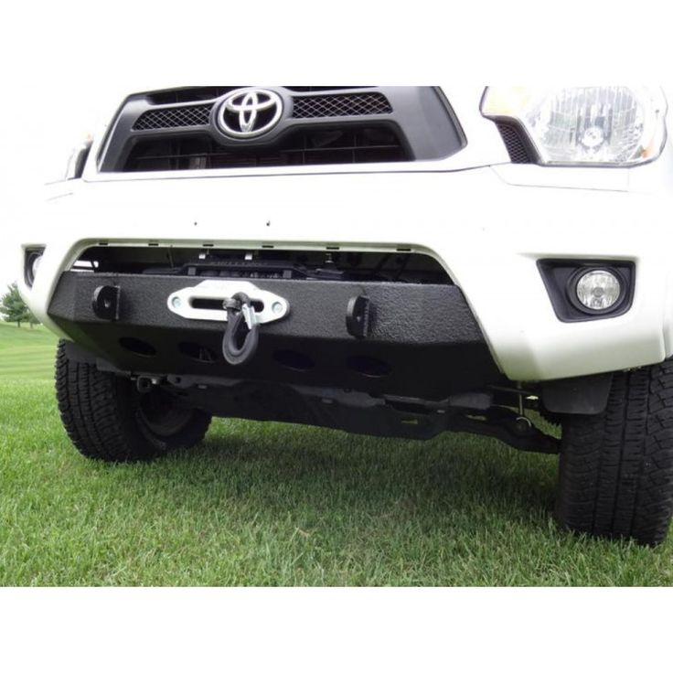 U.S. Off Road Winch Mount Bumper for 2012-2015 Toyota Tacoma