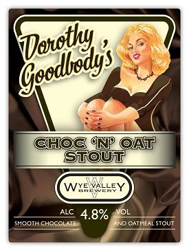 January's Monthly Cask Special - a brand new brew that's gorgeously rich and velvety.  With 8 types of grain and the mash enriched with raw organic cocoa nibs.  Smooth and ebony coloured, this beer has its sweetness and depth tempered by the addition of 3 kinds of hops.