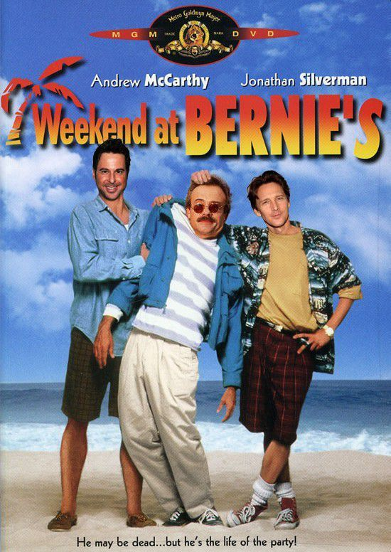 Bernie's weekends are Legend... wait for it..  dairy..