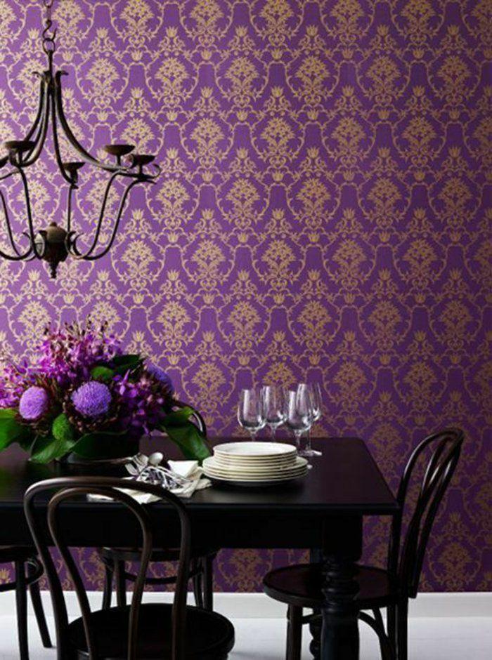 17 meilleures id es propos de salles manger violet sur for Salle a manger levi
