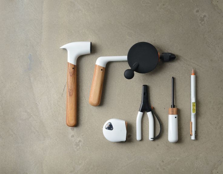 ChauhanStudio and Fiskars collaborate for Wallpaper* Handmade 2013 to  create a beautiful set of tools for the home. Selected for the Best Ever of  Handmade ...