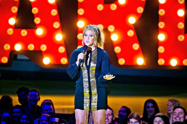 'Trainwreck Comedy Tour' Is Amy Schumer's Thing - NYTimes.com