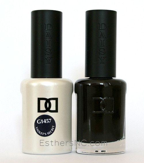 Esther's Nail Center - Daisy Gel Polish Violet's Secret 1457, $12.95 (http://www.esthersnc.com/nail-polish/daisy-gel-polish/daisy-gel-polish-violets-secret-1457/)
