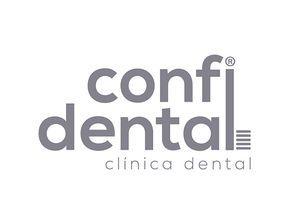 Confidental — Clínica Dental on Behance Dentist Logo