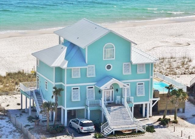 Marvelous Life Ou0027Reilly Beachfront Vacation Rental.