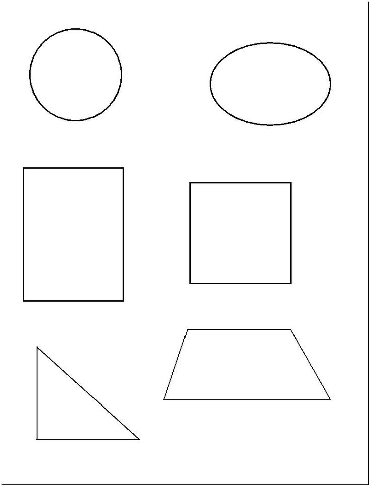 Triangle Shapes And Others