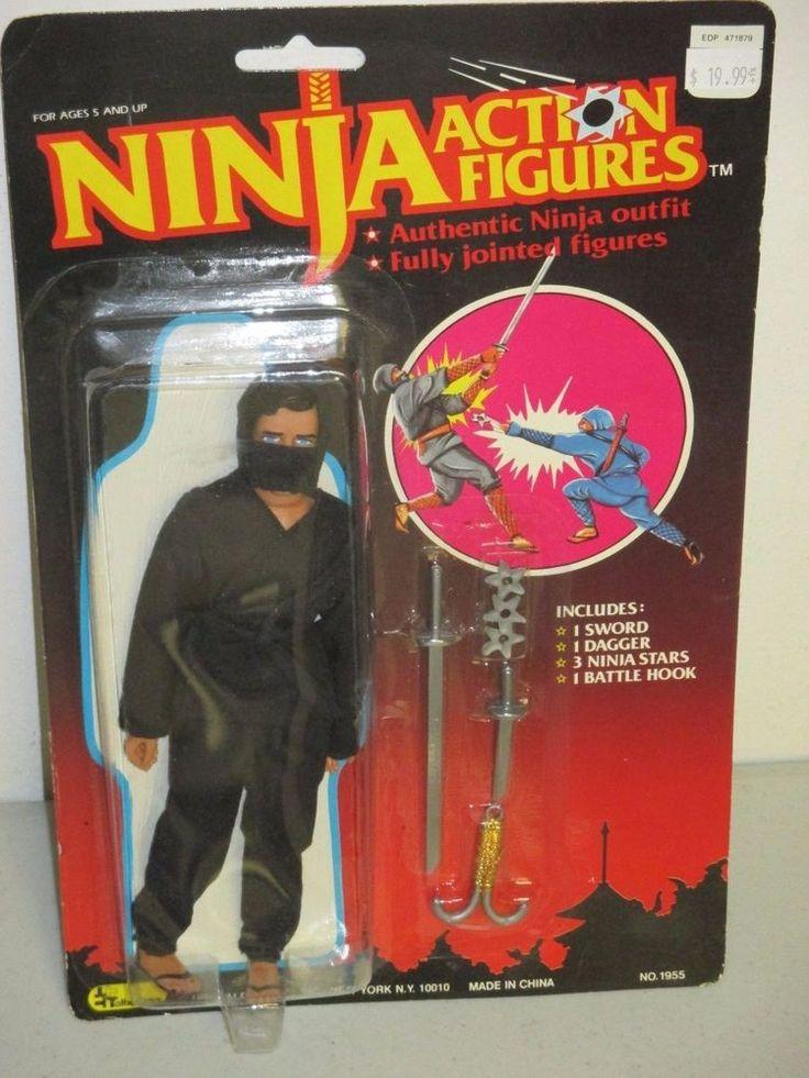 Best 25 Ninja Action Figures Ideas On Pinterest Action