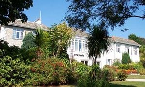 St Michaels Hotel and Spa, Falmouth, Cornwall