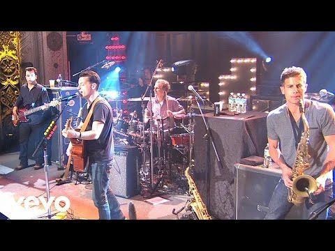 O.A.R. - City on Down (Live at AXE Music One Night Only) - YouTube
