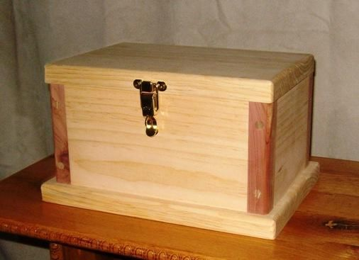 awesome Free Wooden Box Plans - How to Build A Wooden Box & 201 best Cool woodworking projects images on Pinterest | Cool ... Aboutintivar.Com