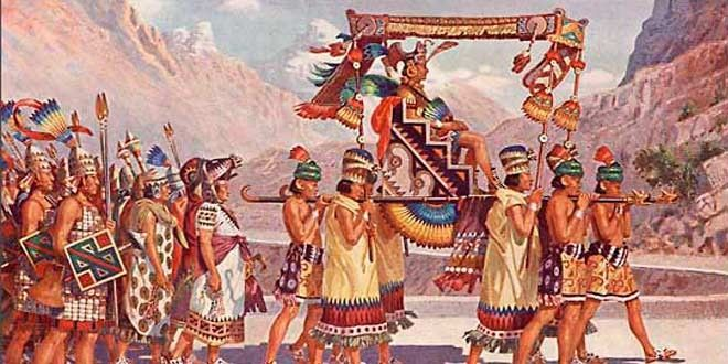 Imperio Inca   Historia del Perú