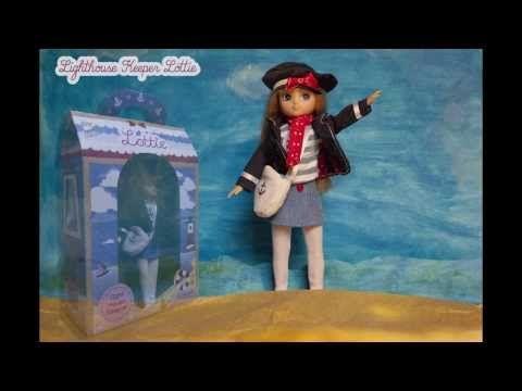 ▶ Lighthouse Keeper Lottie Doll - YouTube
