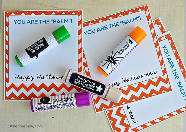 youre the balm halloween printables recognition ideasemployee