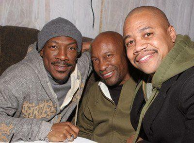 Cuba Gooding Jr., Eddie Murphy, and John Singleton