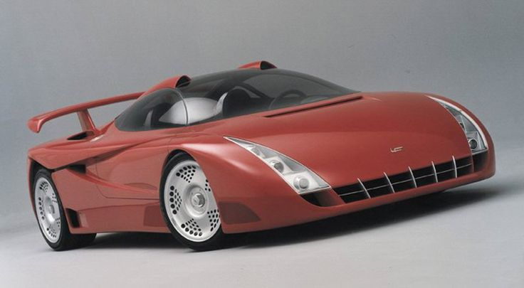 Fioravanti Ferrari F100 Concept 1998 01