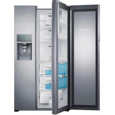Samsung 21.5 cu. ft. Side by Side Refrigerator in