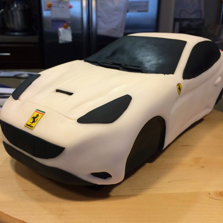 I've ALWAYS admired those who are for up a challenge in making a car cake; even more so when the cake is beautifully done. I must admit; ca...