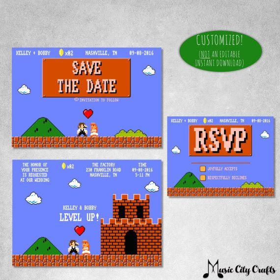 Best 25 Geek Wedding Invitations Ideas On Pinterest Map