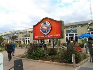 Bubba Gump Shrimp Company, Monterey CA