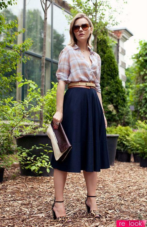 17 Best ideas about Full Midi Skirt on Pinterest | Midi skirt ...
