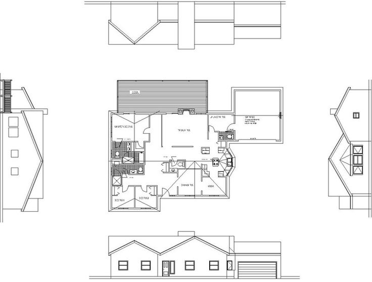 17 Best Images About Orthographic Drawing