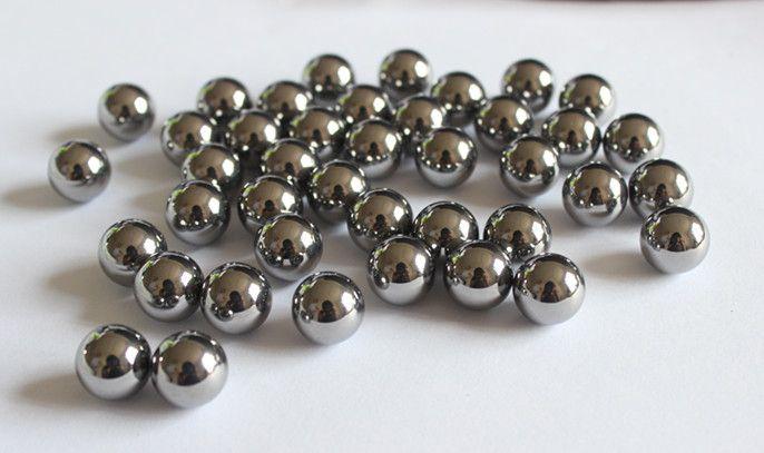 FANTU 6.5mm  WNiFe Beads high density fishing lure weight 18g/cc tungsten Balls 100PCS #Affiliate