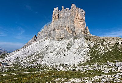Le tre cime di Lavaredo - Three heights of Lavaredo - Dolomiti