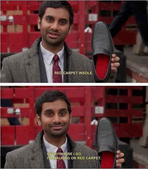 "He appreciates the finer aspects of life. | 20 Signs You Are Basically Tom Haverford From ""Parks And Recreation"""