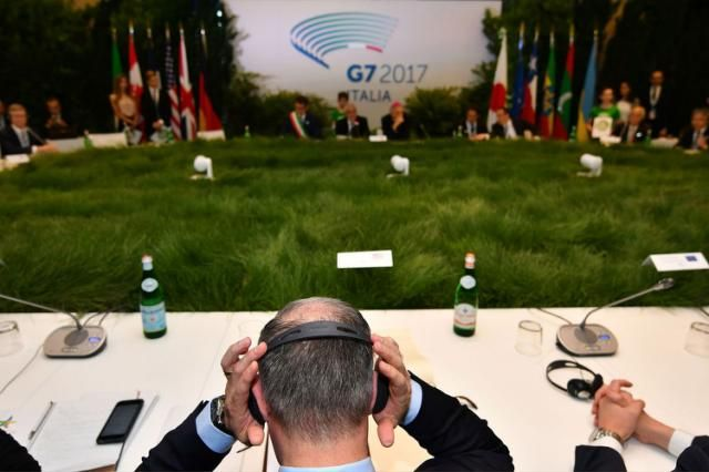 U.S. to Join Climate Communique Showing Splits, Germany Says